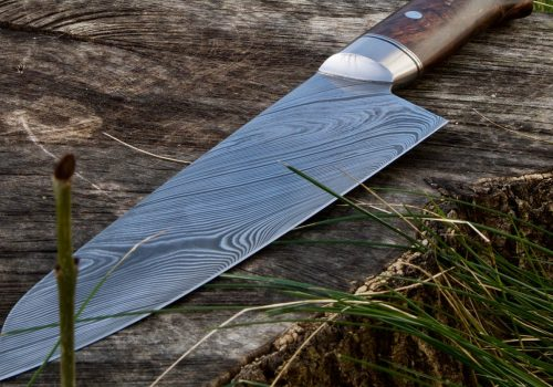 Damasteel® knives, made to be abused - Damasteel®